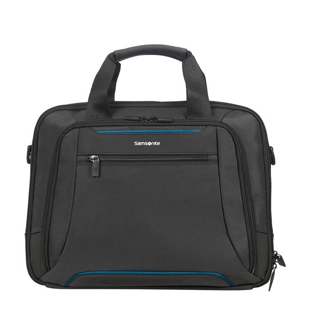 Samsonite laptoptas 14 laptoptas, Zwart
