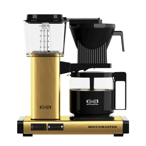Moccamaster KBG741 AO koffiezetapparaat kopen