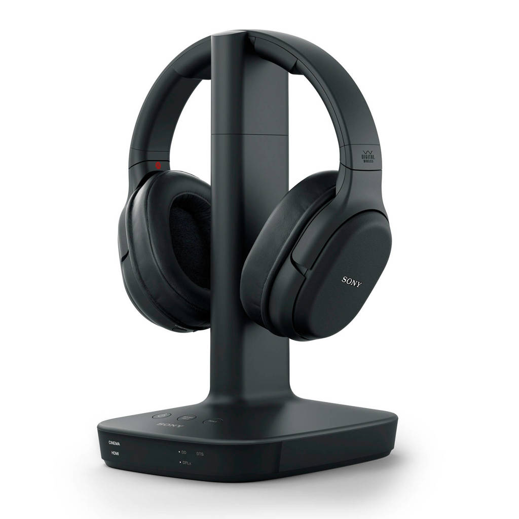 Sony WH-L600 Over ear wireless koptelefoon, Zwart