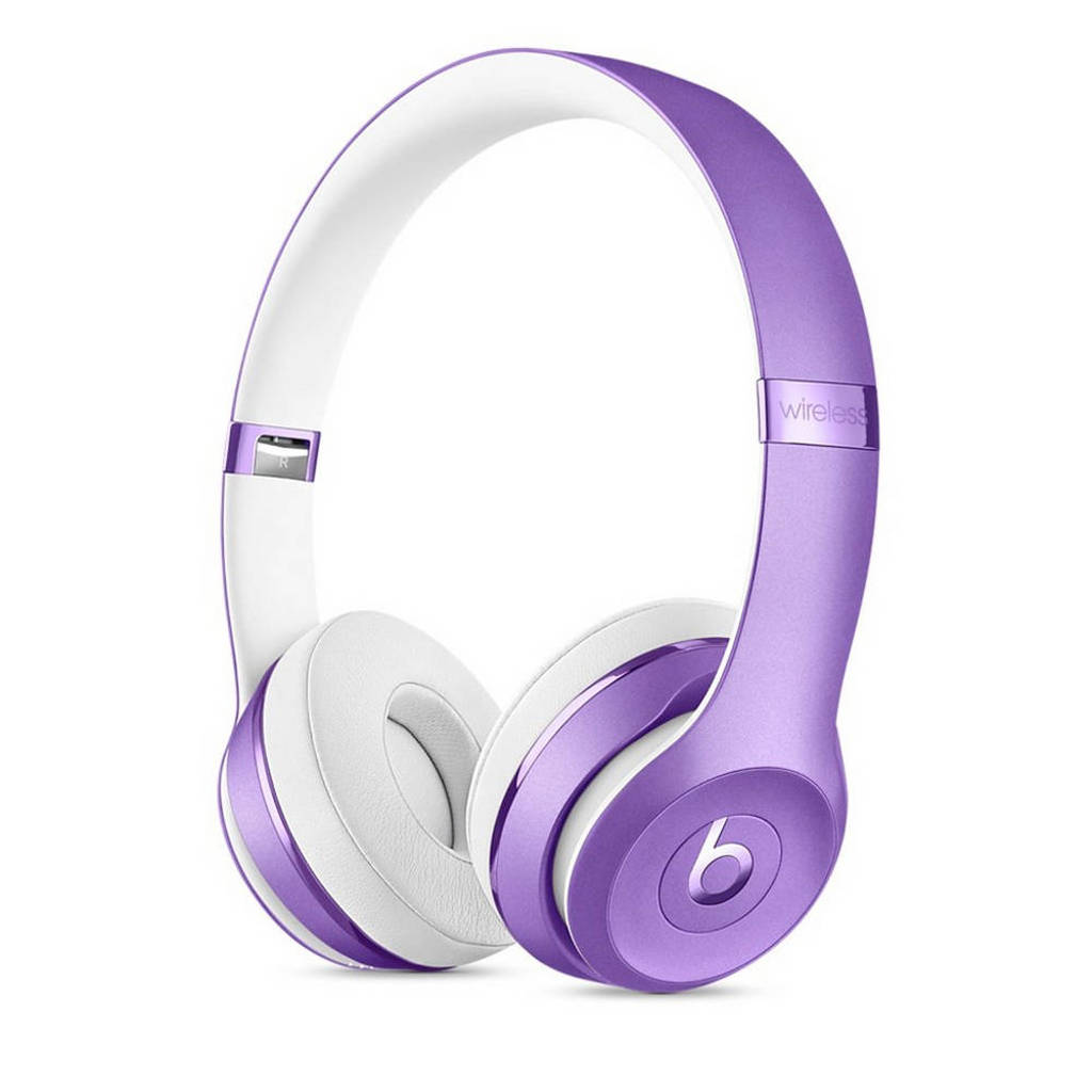 Beats Beats on-ear bluetooth koptelefoon violet, Violet