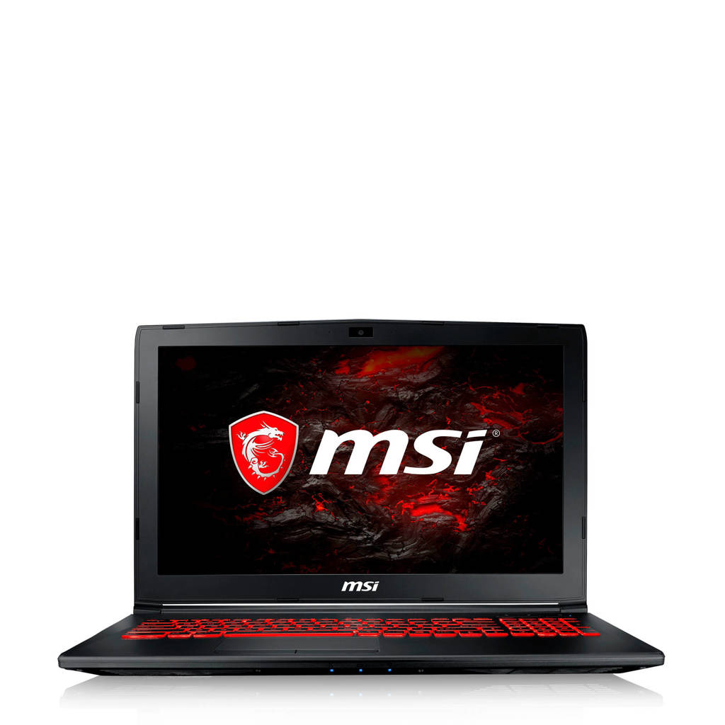 MSI GL62M 7RC-271NL 15.6 inch Full HD gaming laptop