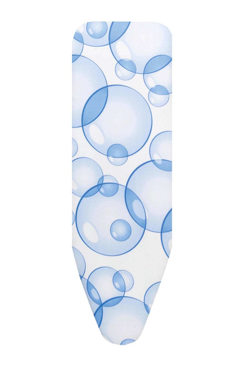 Brabantia strijkplankovertrek, 135x45 cm (complete set), Blauw
