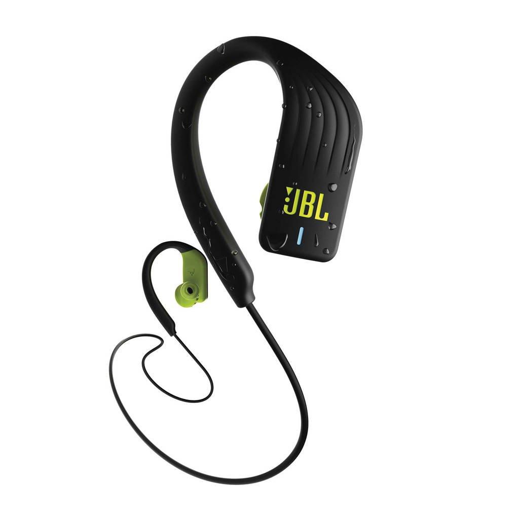 JBL in-ear bluetooth sport koptelefoon Endurance SPRINT zwart-lime, Zwart-Lime