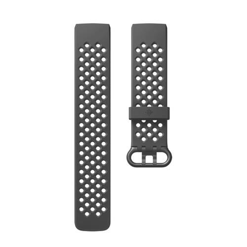Fitbit Fitbit Charge 3 polsband zwart kopen