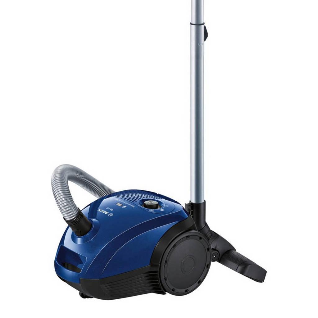 Bosch BGL2UA112 stofzuiger, Black,Blue