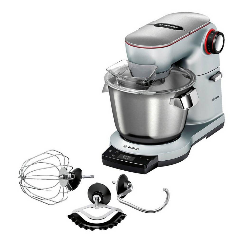 Bosch MUM9AX5S00 keukenmachine, Platinum silver