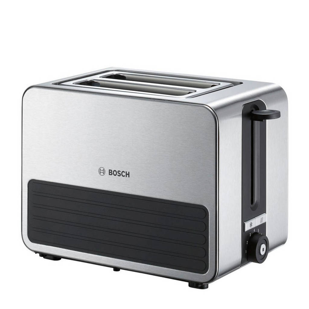 Bosch TAT7S25 broodrooster, RVS