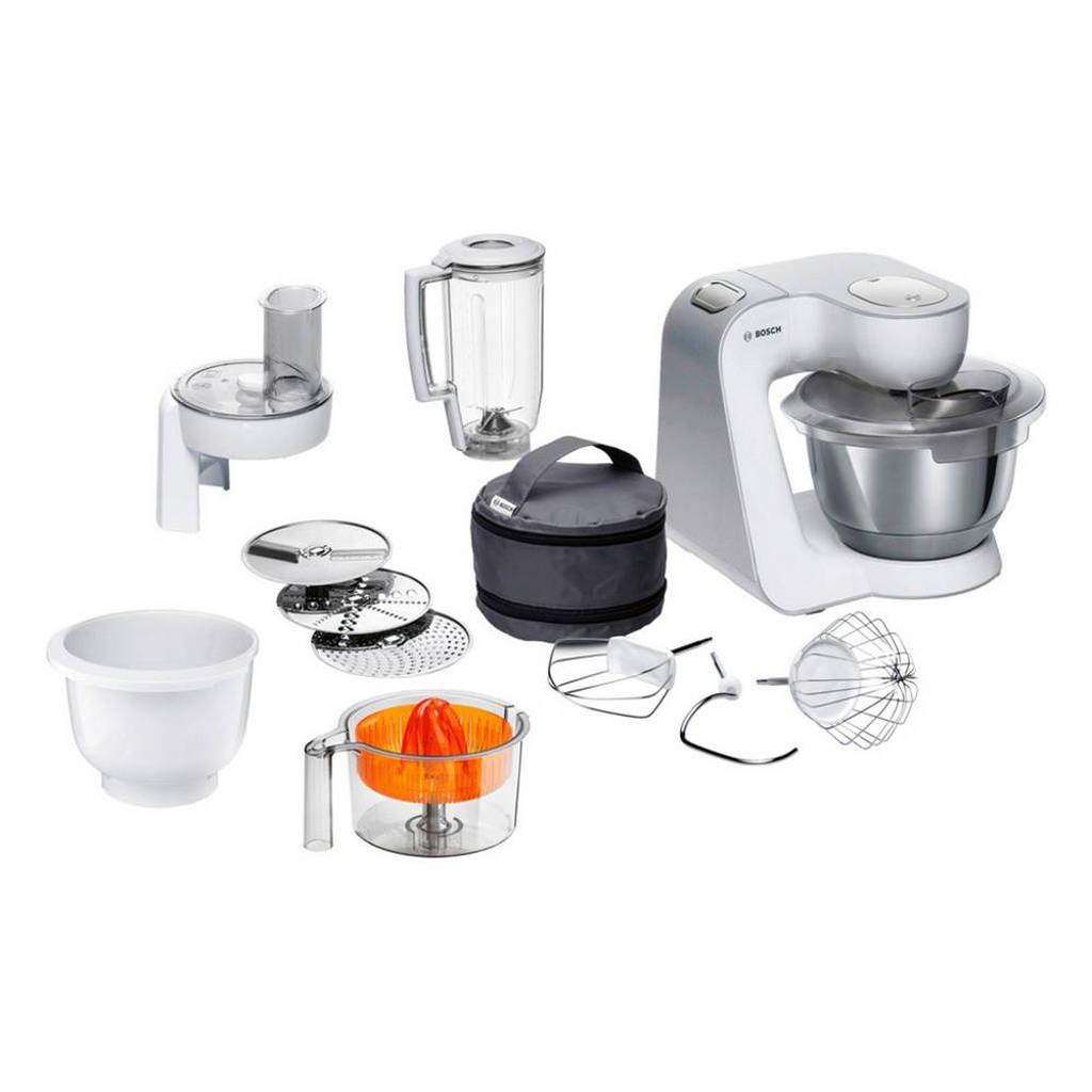 Bosch MUM58243 keukenmachine, Wit
