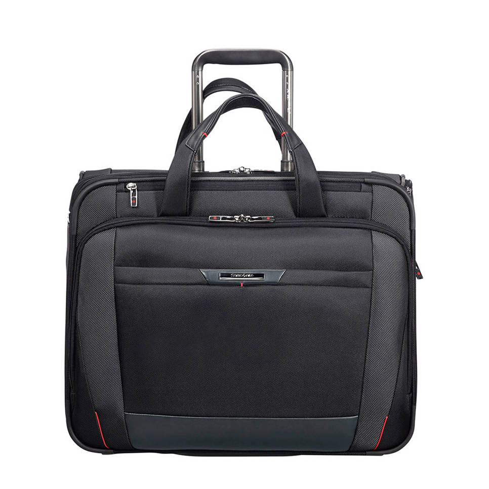 Samsonite Pro-DLX5 17,3 inch laptoptas trolley