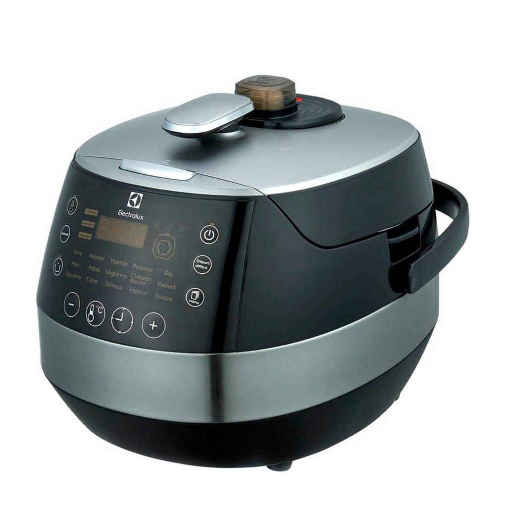 Electrolux EPR966 multicooker, Zwart