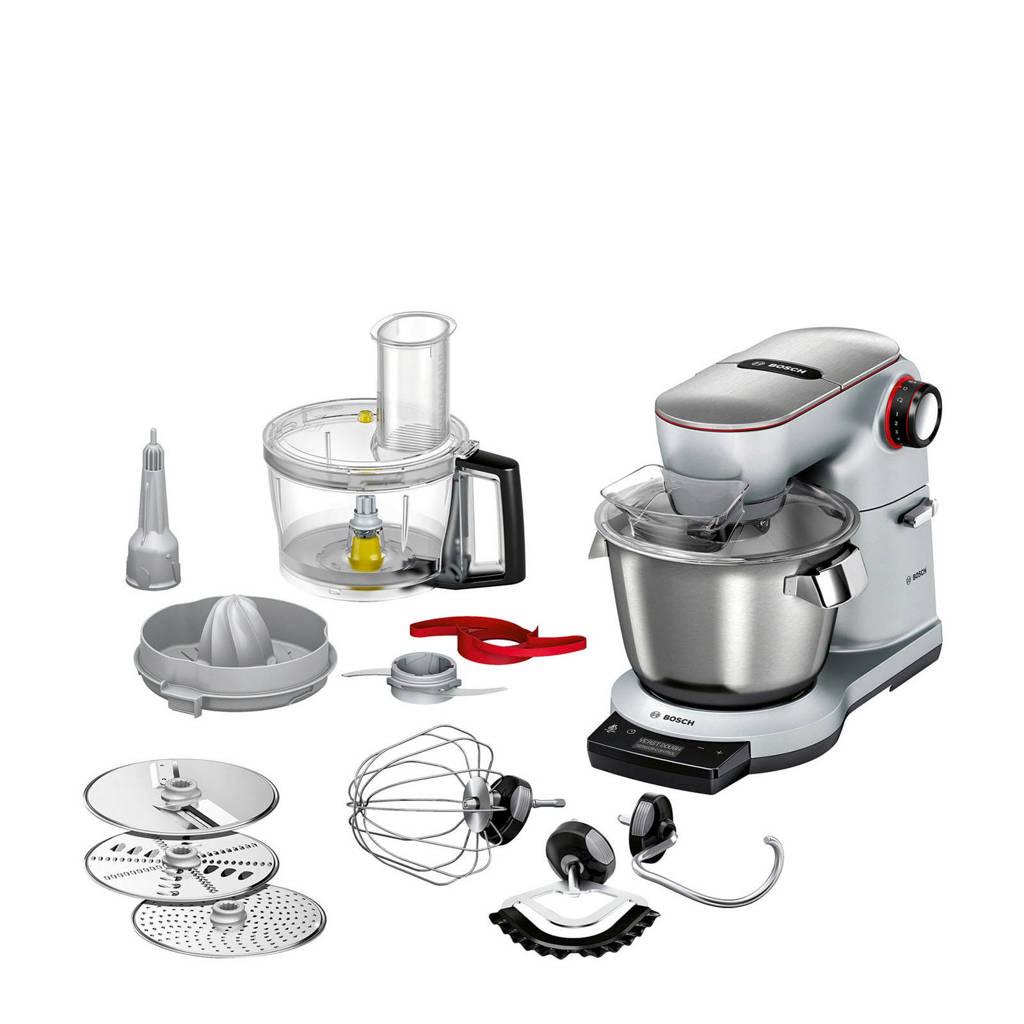 Bosch MUM9YT5S24 OptiMUM keukenmachine, Platinum silver