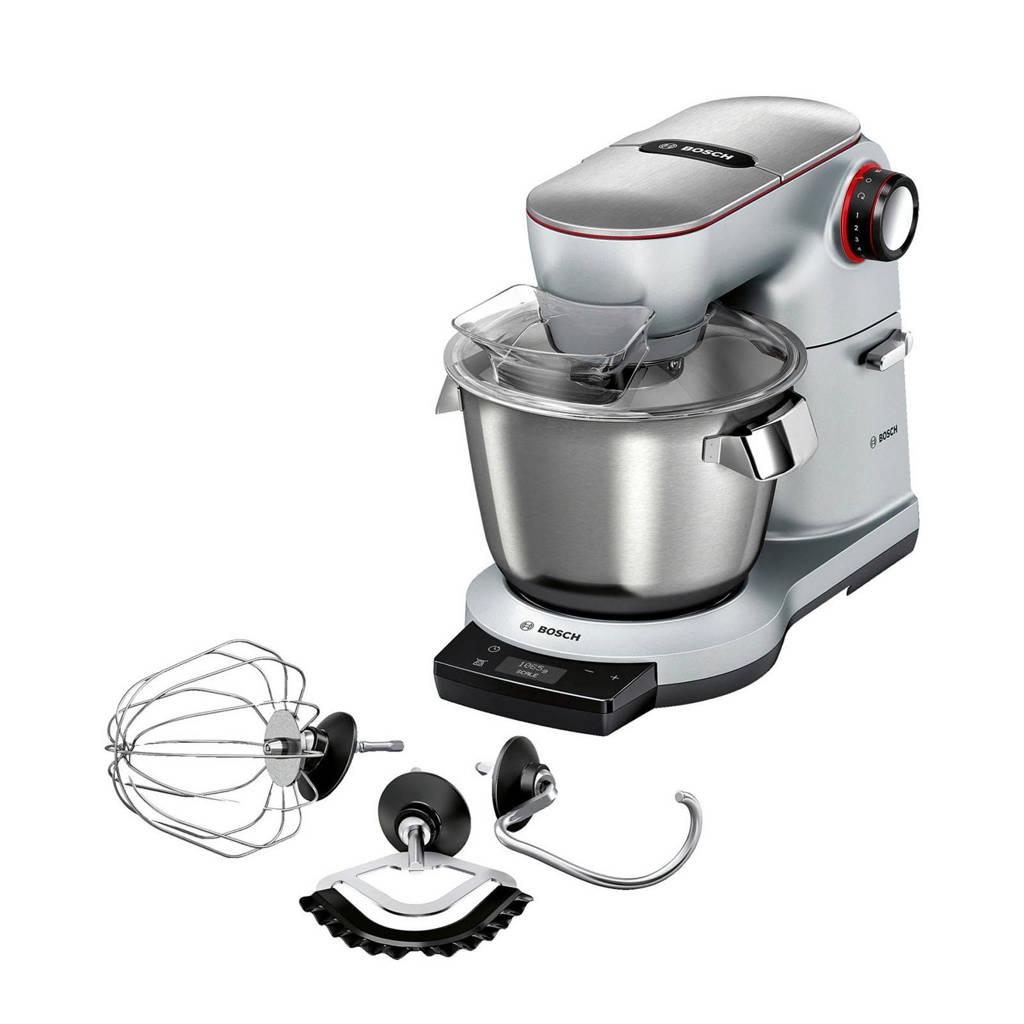 Bosch MUM9AV5S00 OptiMUM keukenmachine, Zwart, Roestvrijstaal