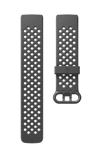 Fitbit Charge 3 polsband zwart