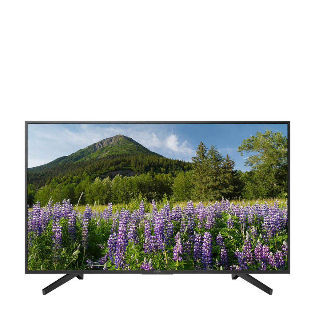 Sony KD43XF7000BAEP 4K Ultra HD Smart tv, Zwart