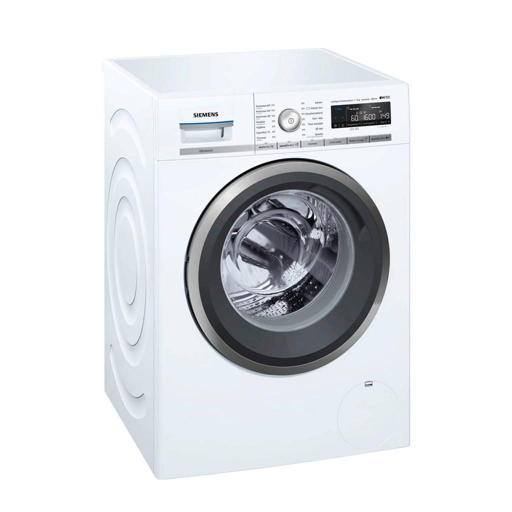 Siemens WM16WH67NL Home Connect wasmachine