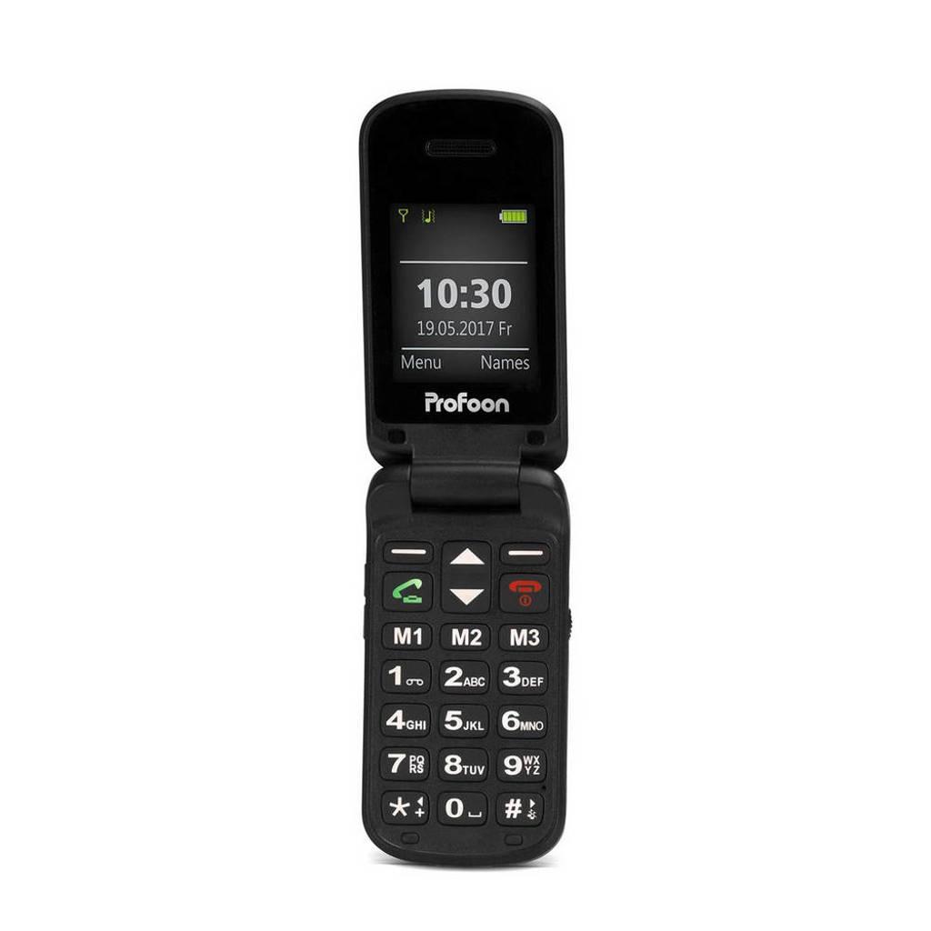 Profoon PM-660 GSM met SOS, Rood