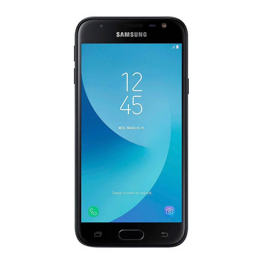 Samsung Galaxy J3 (2017) Dual-Sim, Zwart
