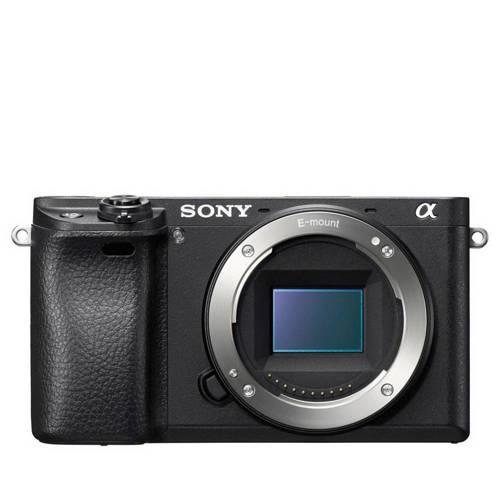 Sony A6300 body systeemcamera kopen
