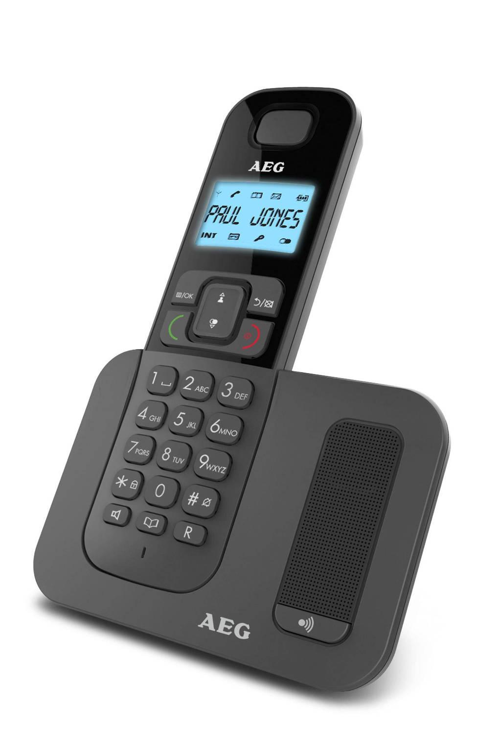 AEG Voxtel D500 huistelefoon, Nee