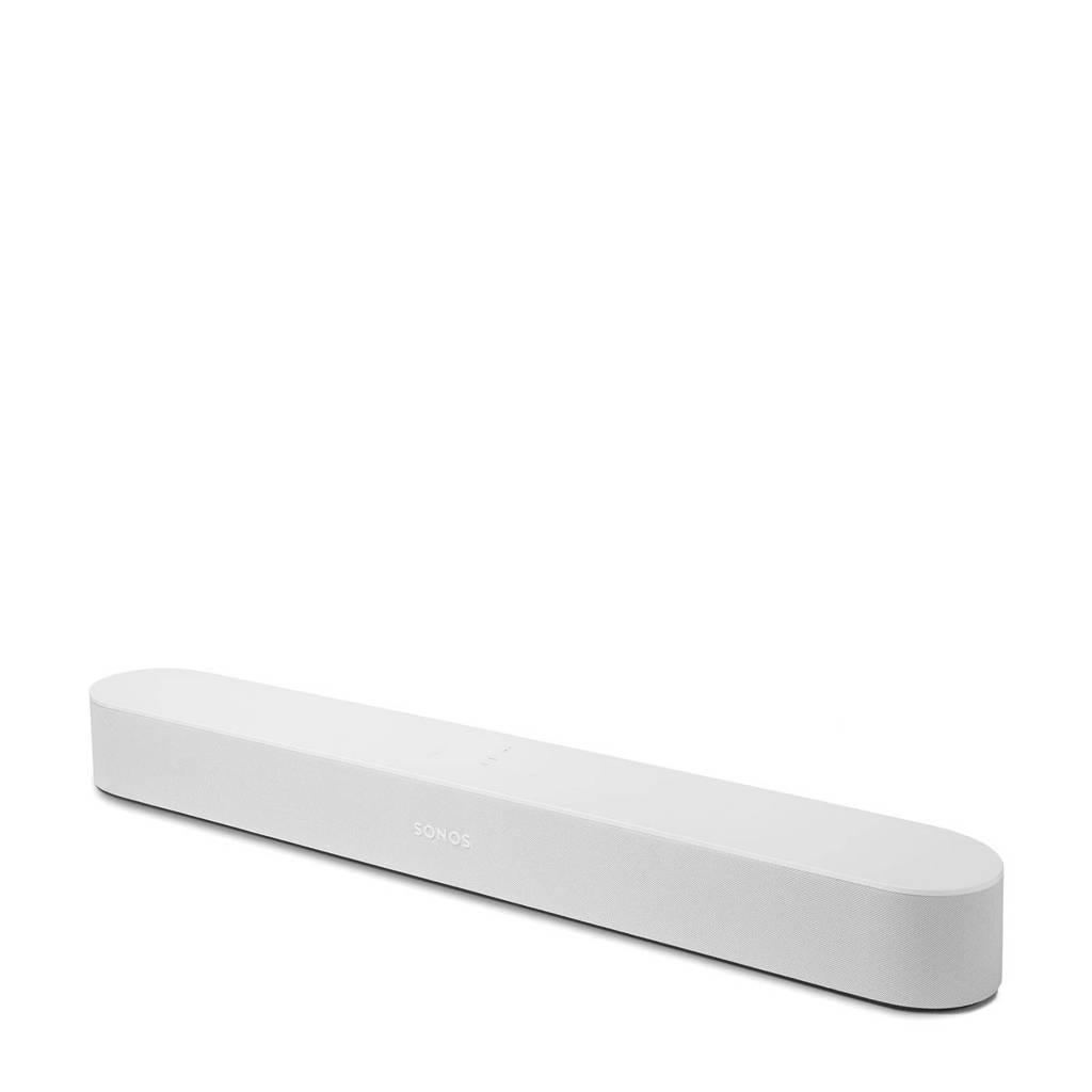 Sonos Beam soundbar, Wit
