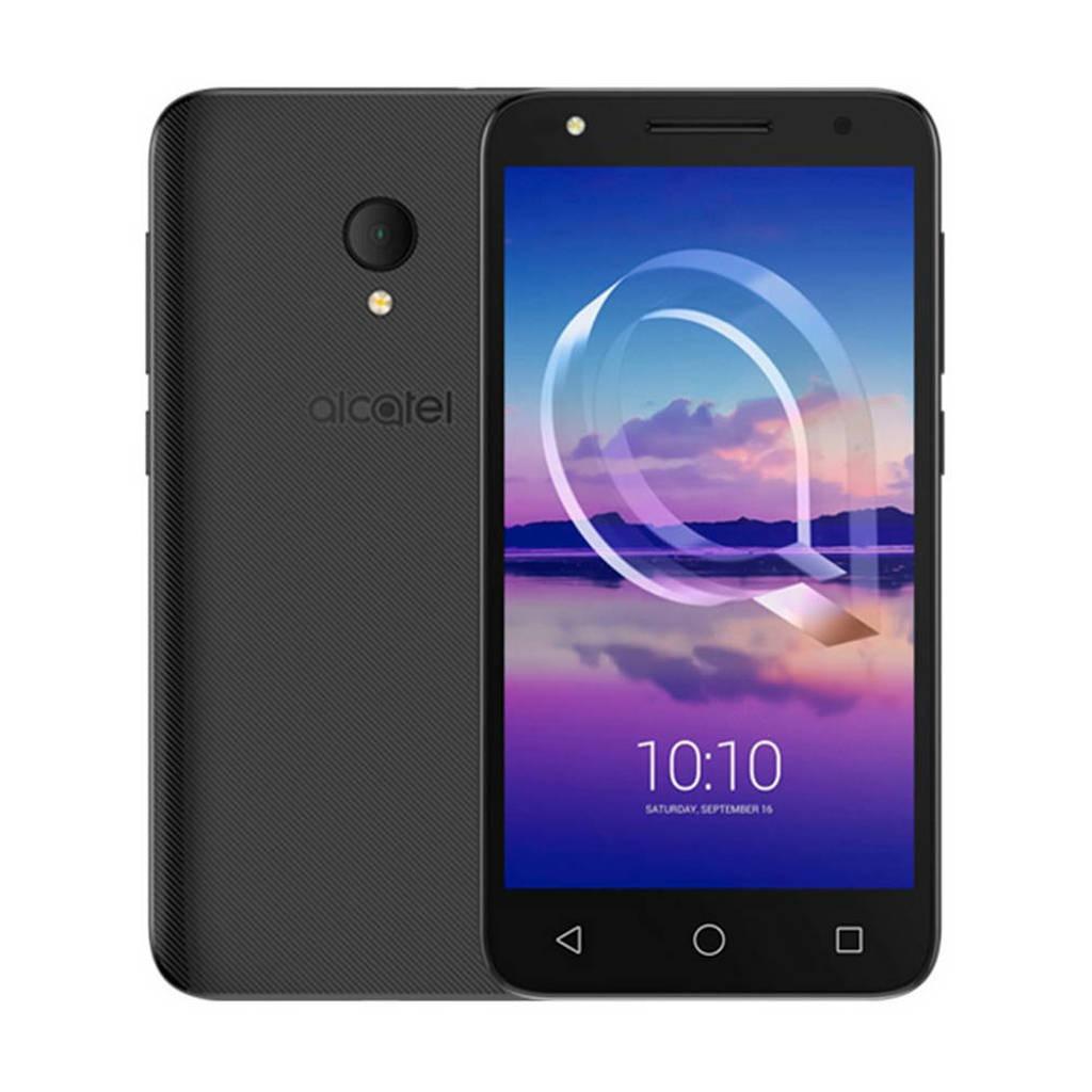 Alcatel U5 HD Dual-Sim, Zwart