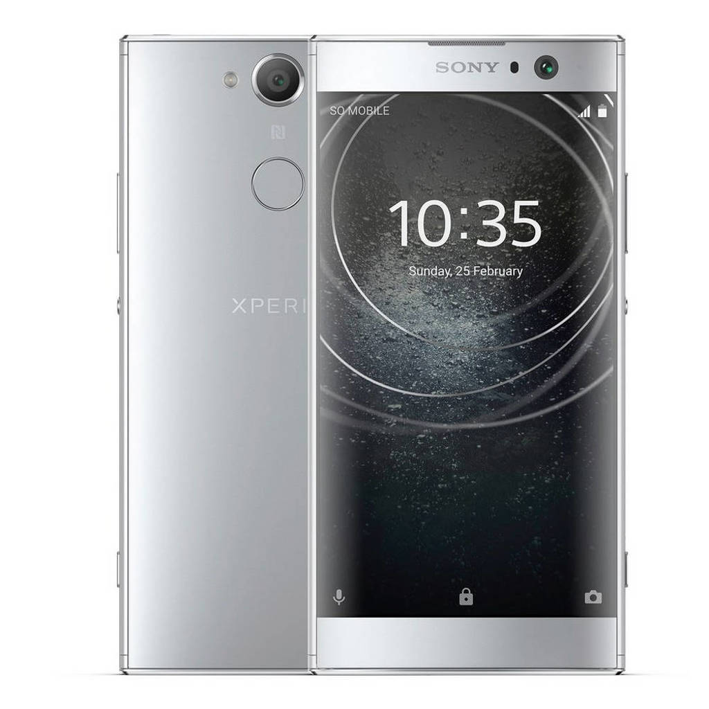 Sony Xperia XA2, Zilver