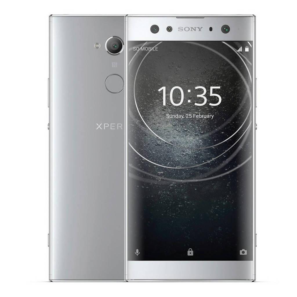 Sony Xperia XA2 Ultra, Zilver