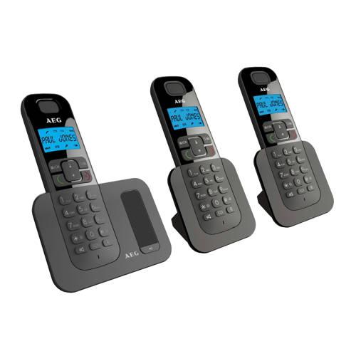 AEG Voxtel D500 Triple huistelefoon kopen