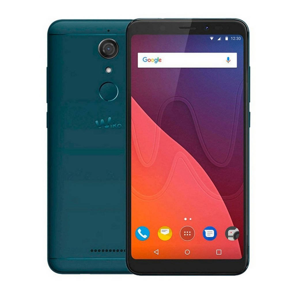 Wiko View, Turquoise, 32