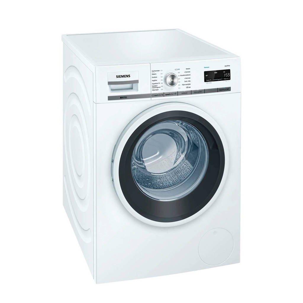 Siemens WM16W461NL iSensoric wasmachine