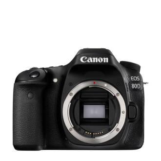 Canon EOS 80D body spiegelreflexcamera