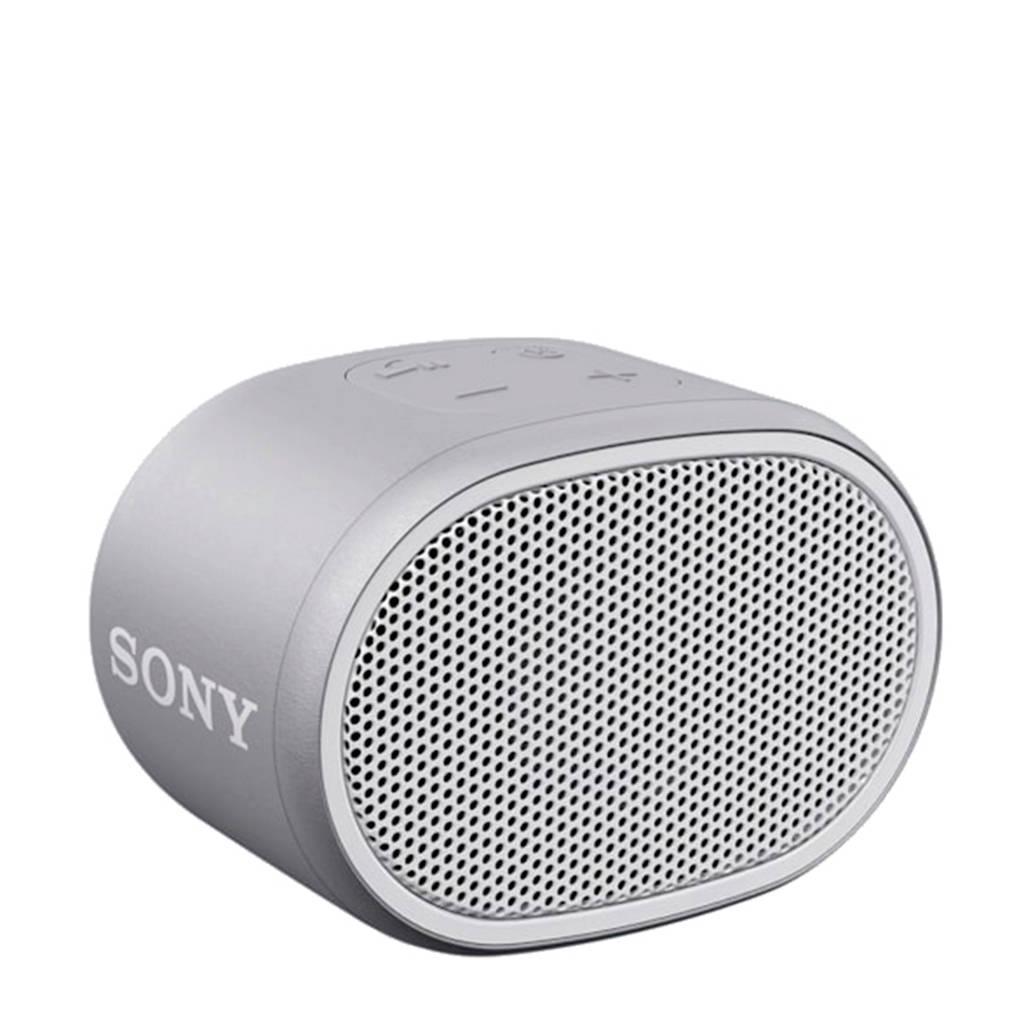 Sony SRSXB01W  Bluetooth speaker, Wit