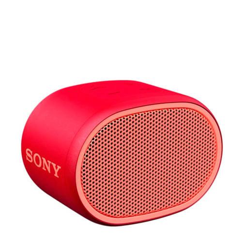 Sony SRSXB01 Rood