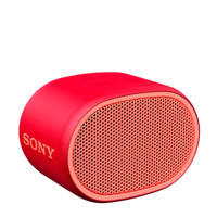 Sony SRSXB01R  Bluetooth speaker, Rood