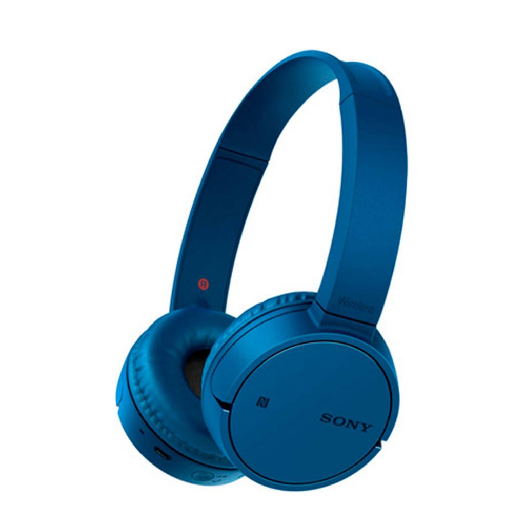 Sony On-ear bluetooth koptelefoon WH-CH500 blauw