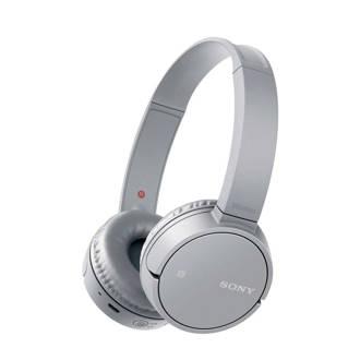 On-ear bluetooth koptelefoon WH-CH500 zilver
