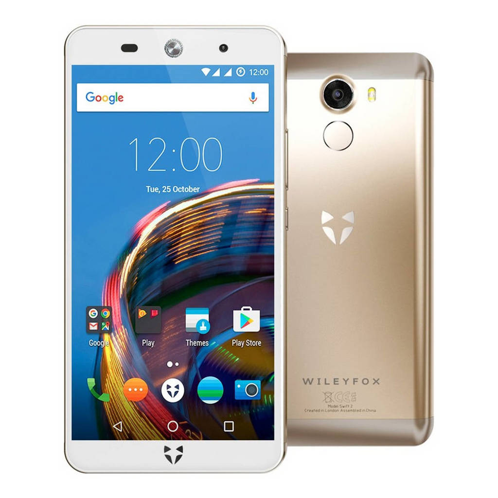 Wileyfox Swift 2, Goud