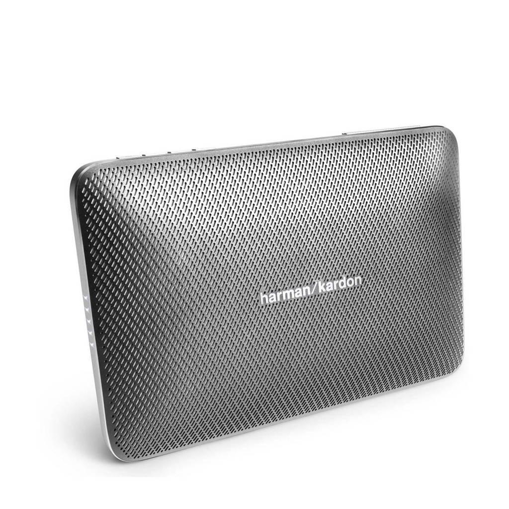 Harman Kardon Esquire 2  bluetooth speaker grijs, Grijs