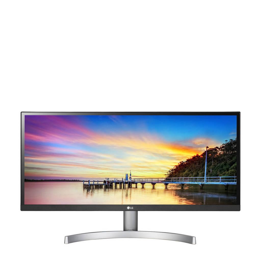 LG 29WK600-W 29 inch UltraWide Full HD IPS monitor