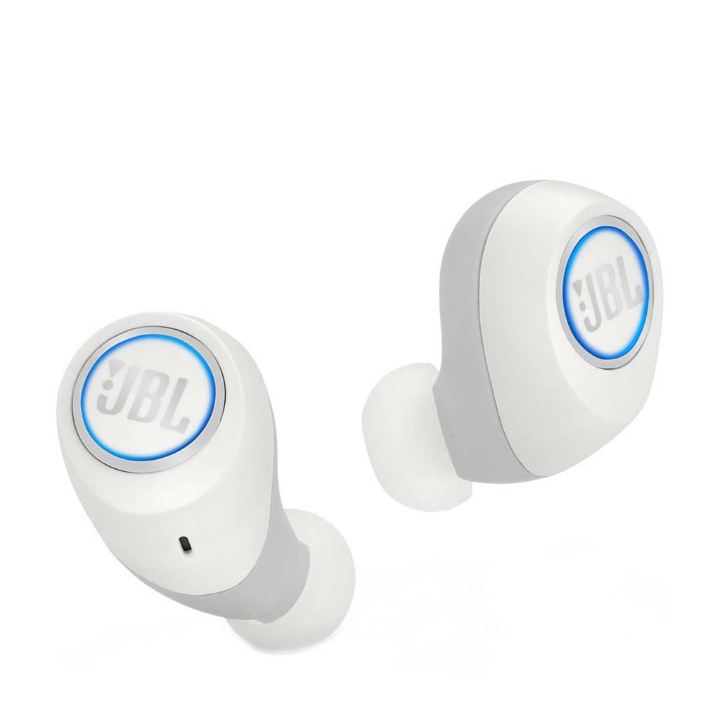 JBL Free X draadloze hoofdtelefoon, Wit