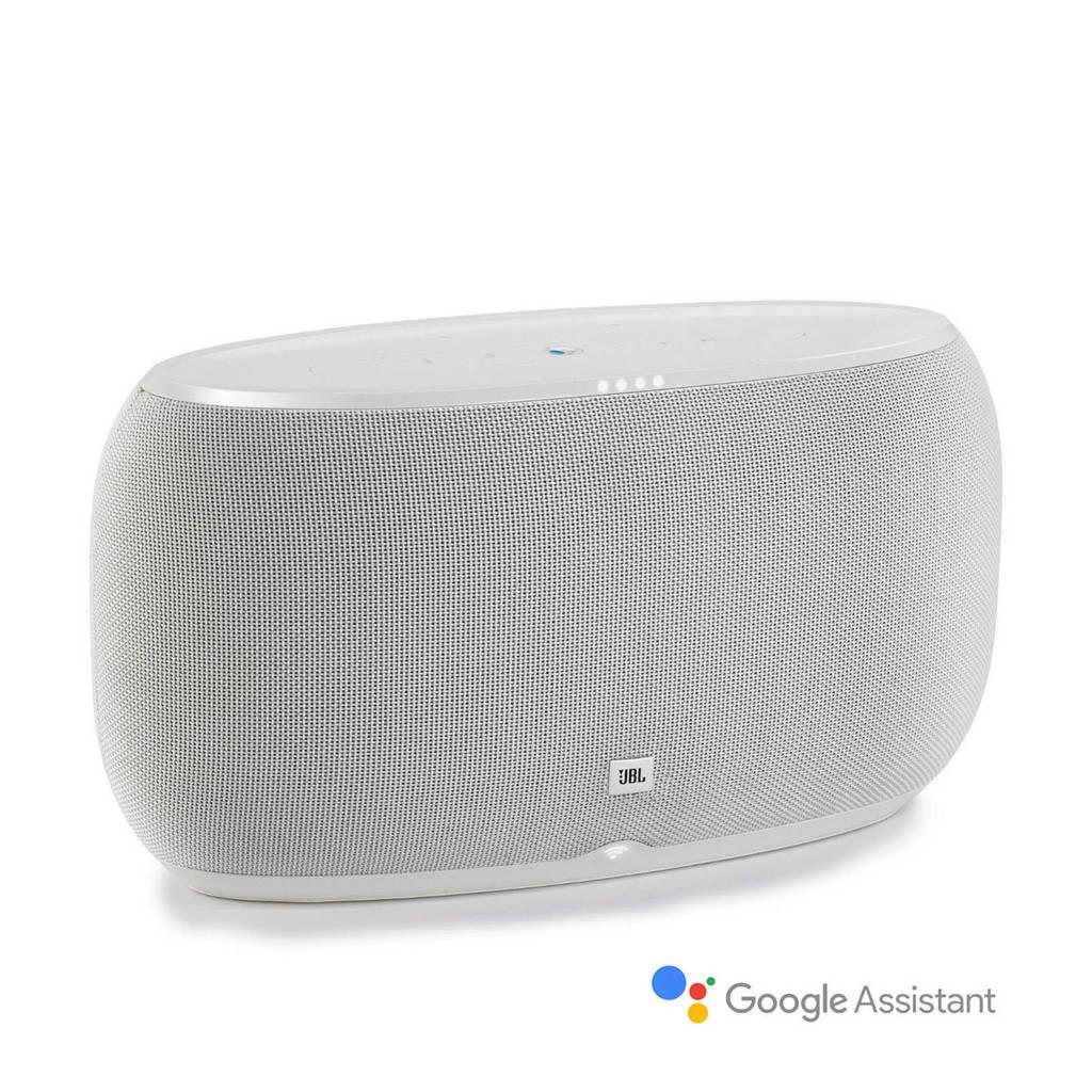 JBL LINK500WHTEU Wifi speaker met Chrome Cast, Wit