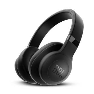 E500BT draadloze koptelefoon zwart
