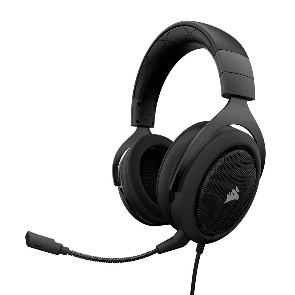 Corsair HS60 gaming headset, Bedraad, -