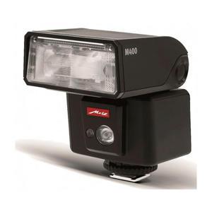 Mecablitz M400 Nikon flitser