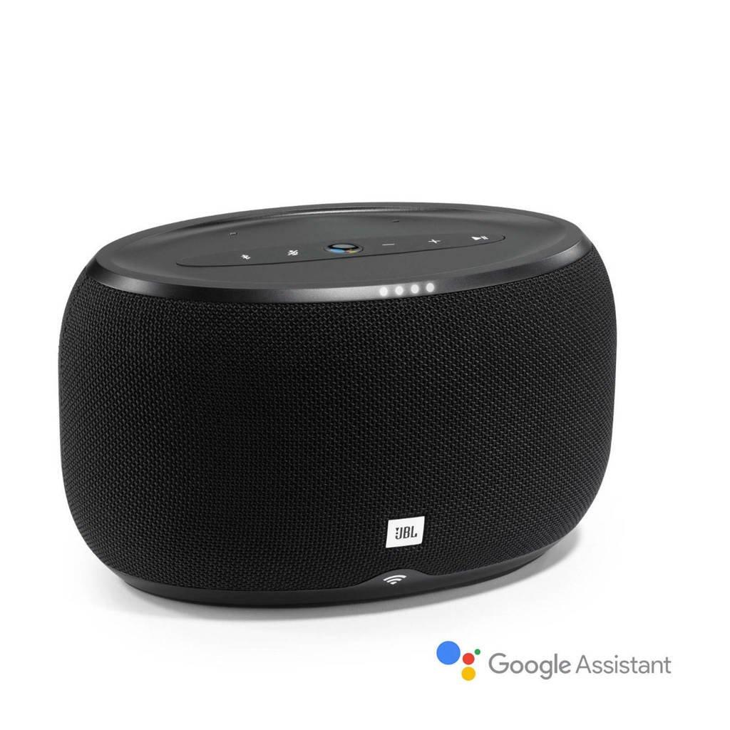 JBL LINK300BLKEU Wifi speaker met Chrome Cast, Zwart