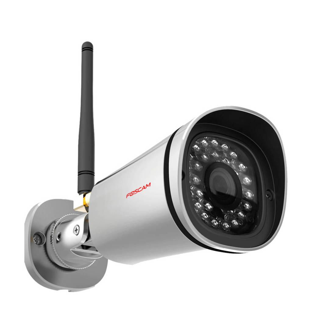 Foscam FI9800P Outdoor HD IP camera, Roestvrijstaal