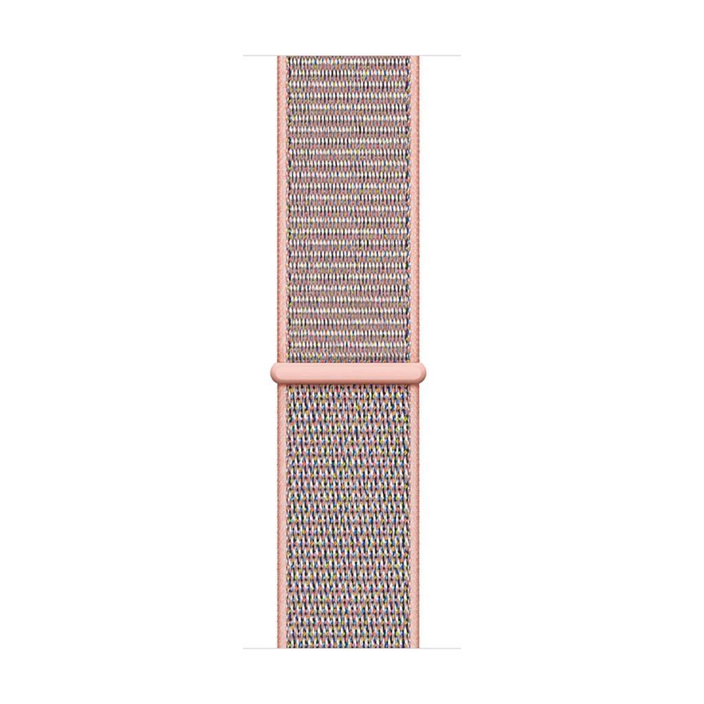 Apple Watch horlogeband 44mm oudroze, Oudroze