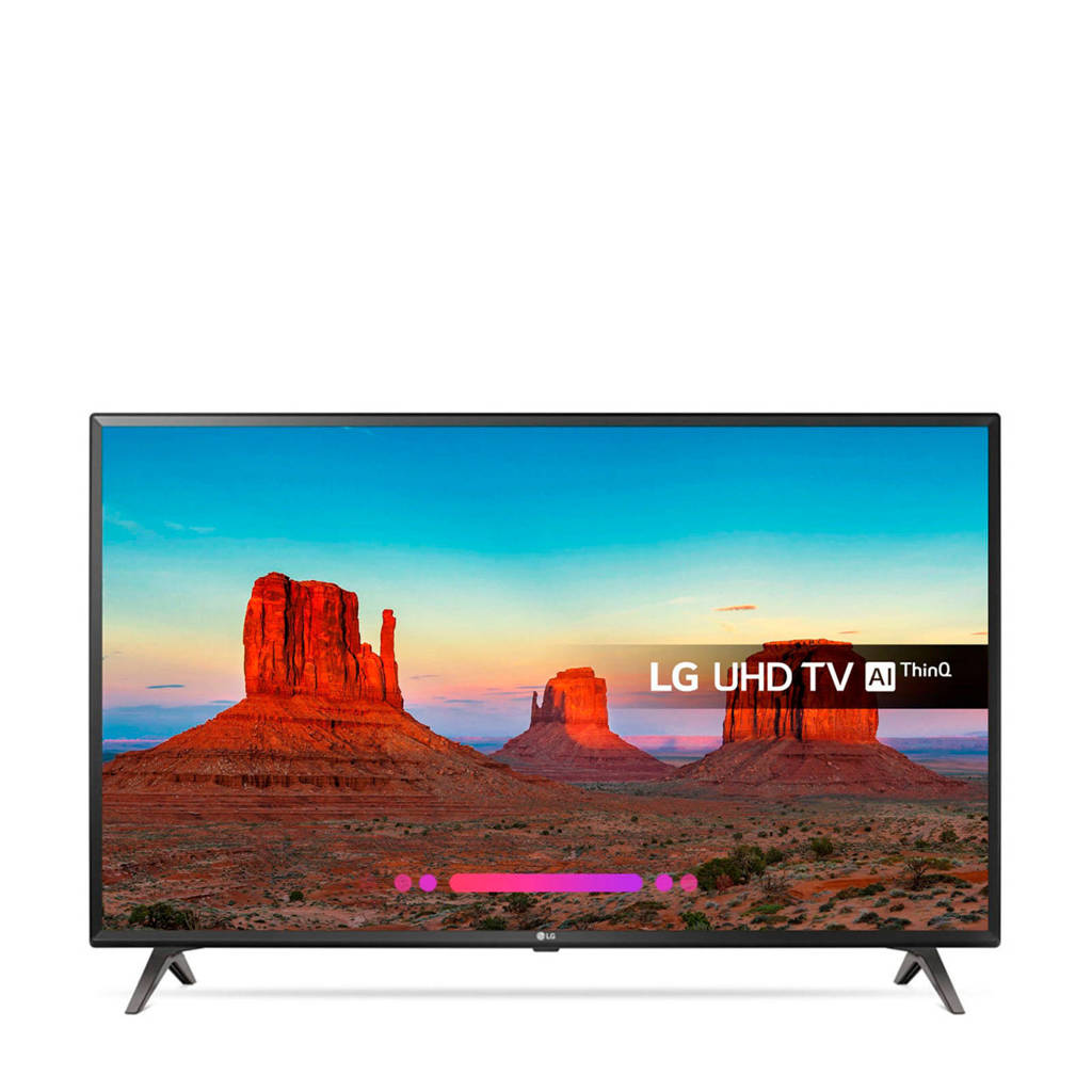 LG 43UK6300PLB 4K Ultra HD Smart tv, 43 inch (109 cm)