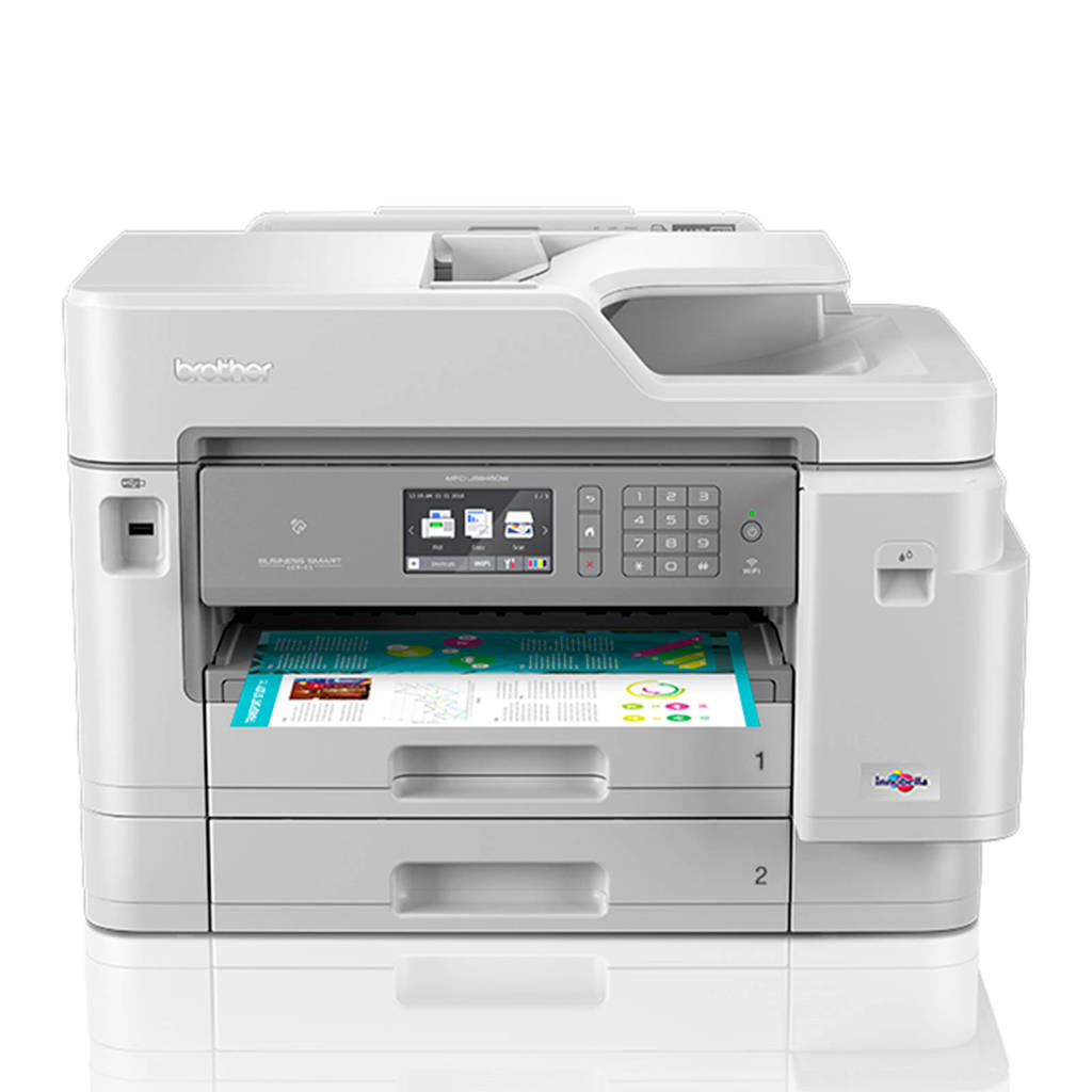 Brother MFC-J5945DW (A3-XL) all-in-one printer, Grijs