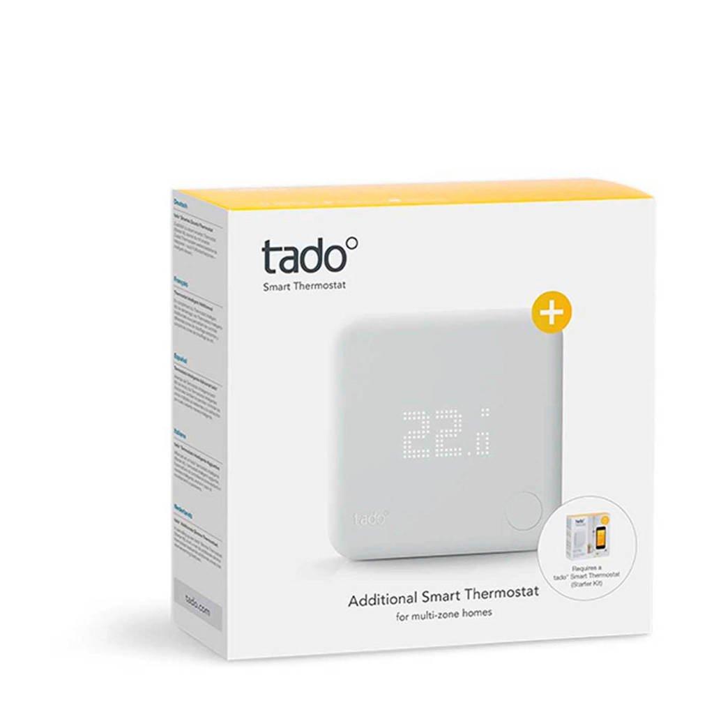 Tado Additional Smart thermostaat multi-zone (uitbreiding), Wit